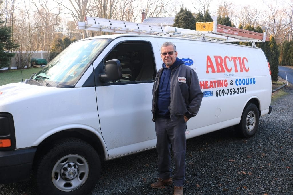 Arctic Heating & Cooling Local HVAC